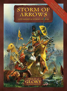 Storm of Arrows 'Field of Glory late Medieval Army  priority post Australia wide