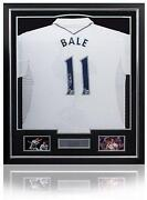 Signed Tottenham Shirt
