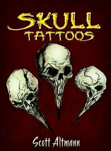 Temporary-Tattoos-SKULL-TATTOOS-safe-non-toxic-made-in-U-S-5-scary-ones
