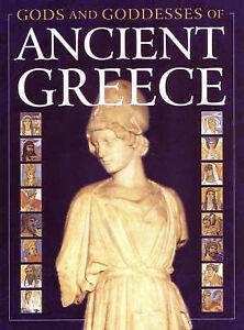 Ashworth, Leon, Ancient Greece (Gods & Goddesses), Very Good Book