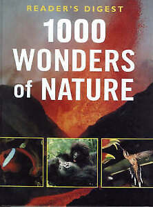 1000-Wonders-Of-Nature-Reader-039-s-Digest-Very-Good-Book-0276426142