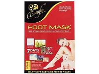 Evaglo Foot Mask and Spa