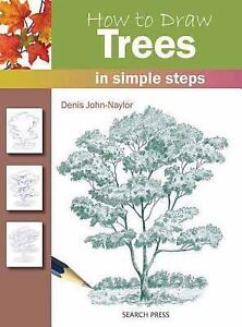 How to Draw Trees in Simple Steps by Naylor 1844483738  eBay
