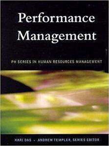 Performance Management Building a High Performance Workplace 1st Edition