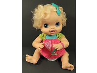 Baby alive doll 2010