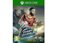 Xbox one rugby live 4