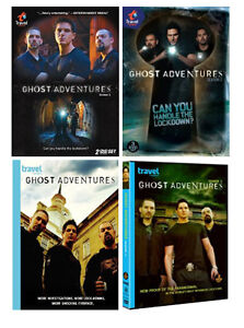 GHOST-ADVENTURES-Complete-Season-Series-1-2-3-4-NEW-DVD