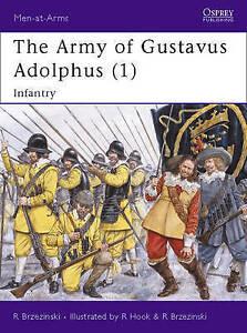 Army-of-Gustavus-Adolphus-Pt-1-by-Richard-Brzezinski-Paperback-1991