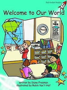 Welcome to Our World By Freeman, Diana -Paperback