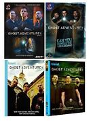Ghost Adventures DVD