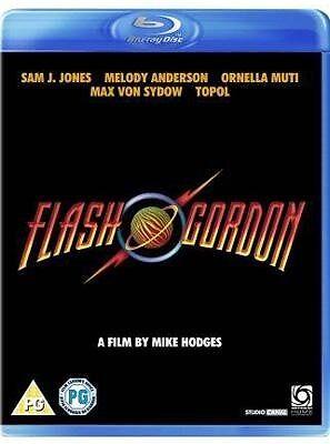 FLASH GORDON -  Sam Jones & Melody Anderson *** BRAND NEW BLU RAY****