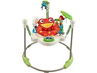 Fisher Price Rainforest Jumperoo. Used - Good condition in box. Smoke free pet free house.