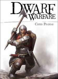 Dwarf Warfare (Open Book), Pramas, Chris, New Book
