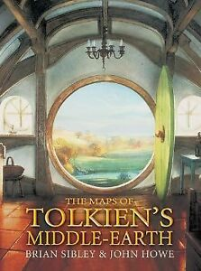 The Maps of Tolkien's Middle-Earth by Br...