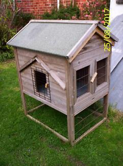 Large Two Story Cage