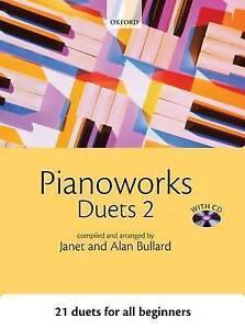 Pianoworks Duets 2 + CD by Alan Bullard, Janet Bullard (Mixed media product,...