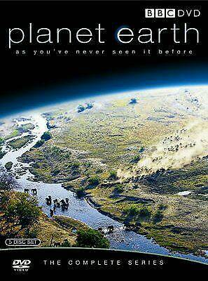 Planet EarthComplete BBC Series (5 Disc Box Set2006DVD] By David Attin Wishaw, North LanarkshireGumtree - Planet Earth Complete BBC Series (5 Disc Box Set) [2006] [DVD] By David Attenborough for sale.Pre ownedAvailable for collection. Can deliver locally within reason