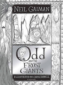 Gaiman Neil-Odd And The Frost Giants  BOOKH NEW