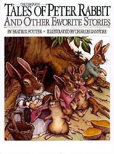 Children's Illustrated Classics: The Complete Tales of Peter Rabbit : And...