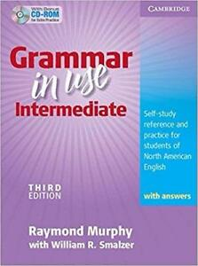 Grammar in Use Intermediate Student's Book with Answers and CD-ROM Self-study Reference and Practice for Students