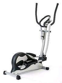 V-Fit PME Programmable Mag Elliptical Cross Trainer