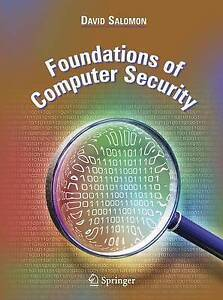 Foundations of Computer Security by Salomon, David