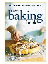 New Baking Book (Better Homes & Gardens) by
