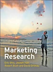 Marketing Research, European Edition, Hair, Jr., Joseph F.