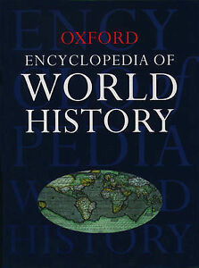 Encyclopaedia of World History by Market House Books Ltd (Hardback, 1998)