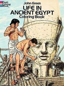 Dover-History-Coloring-Book-Life-in-Ancient-Egypt-Coloring-Book-1989-new