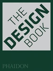 The Design Book, Phaidon (Hardback 2013) modernist, retro & contemporary design