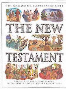 New Testament (Children's Illustrated Bible), , Very Good Book