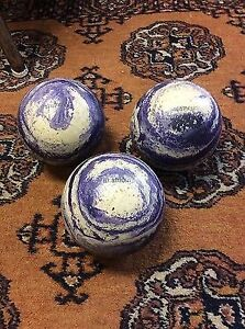 2- Paramount 5 pin Bowling Balls and Bowling Ball Bag
