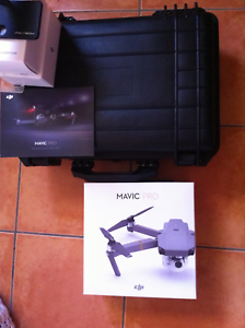 DJI MAVIC PRO with accessories Capalaba Brisbane South East Preview