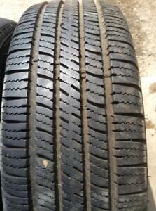 2 - Goodyear Allegra All Season Tires with Good Tread - 185/65 R14