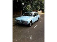Triumph Toledo. 1972. Amazing Condition. Brand New Reconditioned Engine under 1000 miles
