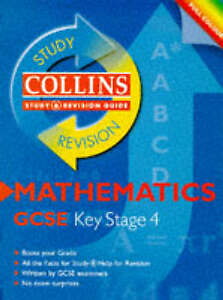"""VERY GOOD"" Metcalf, Paul, Collins Study and Revision Guides - GCSE Mathematics"