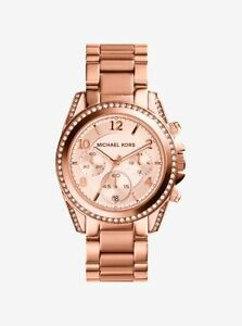 Michael Kors Blair Rose Gold