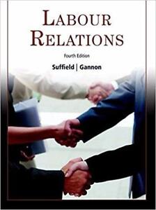 Labour Relations 4rd Edition