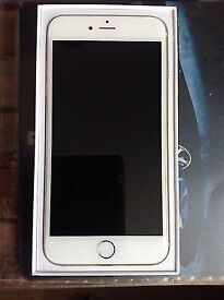 APPLE IPHONE 6 PLUS - 16GB - WHITE AND GOLD - CONTACT US NOW