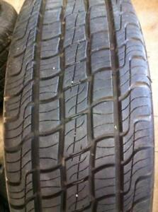 4 - Motomaster Total Terrain Tires with Excellent Tread - 215/70 R16