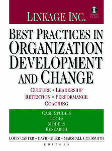 Best Practices in Organization Development and Change: Culture-ExLibrary