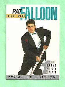 1991 Arena American Draft Pick Hockey Set Regina Regina Area image 3