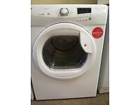 Hoover large capacity dryer immaculate fully working can deliver with warranty