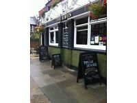 Friendly Bar Staff Wanted..!! Full & Part Time..!! Chiswick, West London