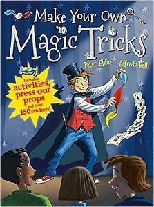 Make Your Own Magic Tricks by Eldin, Peter -Paperback