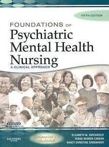 Foundations of Psychiatric Mental Health Nursing by ...