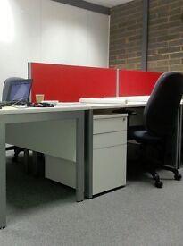 WD18 Co-Working Space 1 -25 Desks - Watford Shared Office Workspace