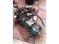 DIesel Inboard wanted spares/ repairs HAMPSHIRE.1/2/3 cyl.