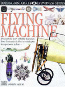 Flying Machine Eyewitness Guides Nahum Andrew Very Good Book - Consett, United Kingdom - Flying Machine Eyewitness Guides Nahum Andrew Very Good Book - Consett, United Kingdom